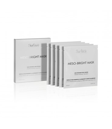 Meso-Bright Mask - 5 Pieces